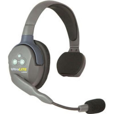 Eartec UltraLITE casque simple avec pile.