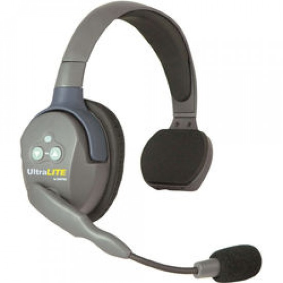 Eartec UltraLITE casque simple avec pile.