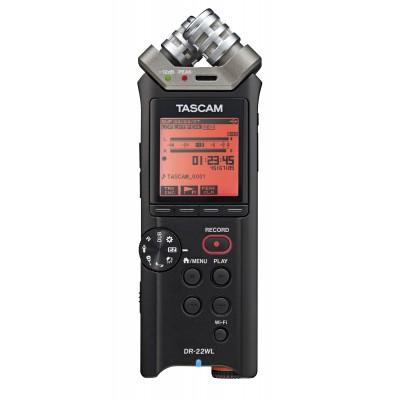 Enregistreur audio numérique Tascam DR-22WL