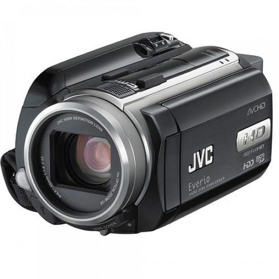 Caméra JVC GZ-HD10U
